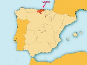 Cantabria, Heimat von GERMAN DANDIES' ULTIMO